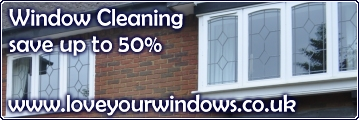 Love Your Windows | Window Cleaning Services in Hatfield, Welwyn Garden City, Welwyn, St Albans, Harpenden, Redbourn, Wheathampstead and Surrounding Areas...